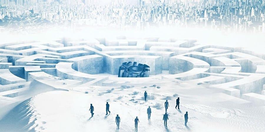 Andron - O Labirinto Negro Torrent / Assistir Online