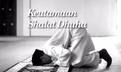 4 Keutamaan Shalat Dhuha