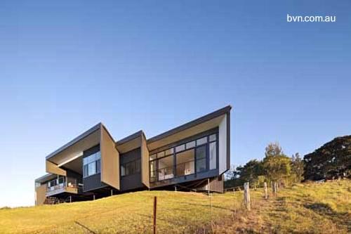 Arquitectura vanguardista y sustentable