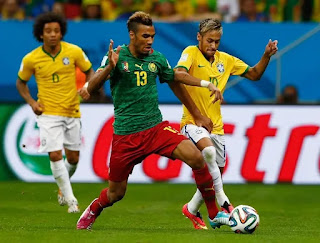 Brazil vs Cameroon live Streaming Today 20-11-2018 international friendly match