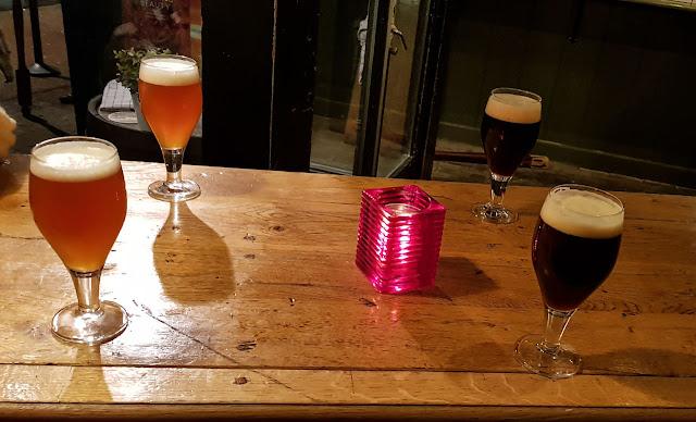 cerveza en Amsterdam