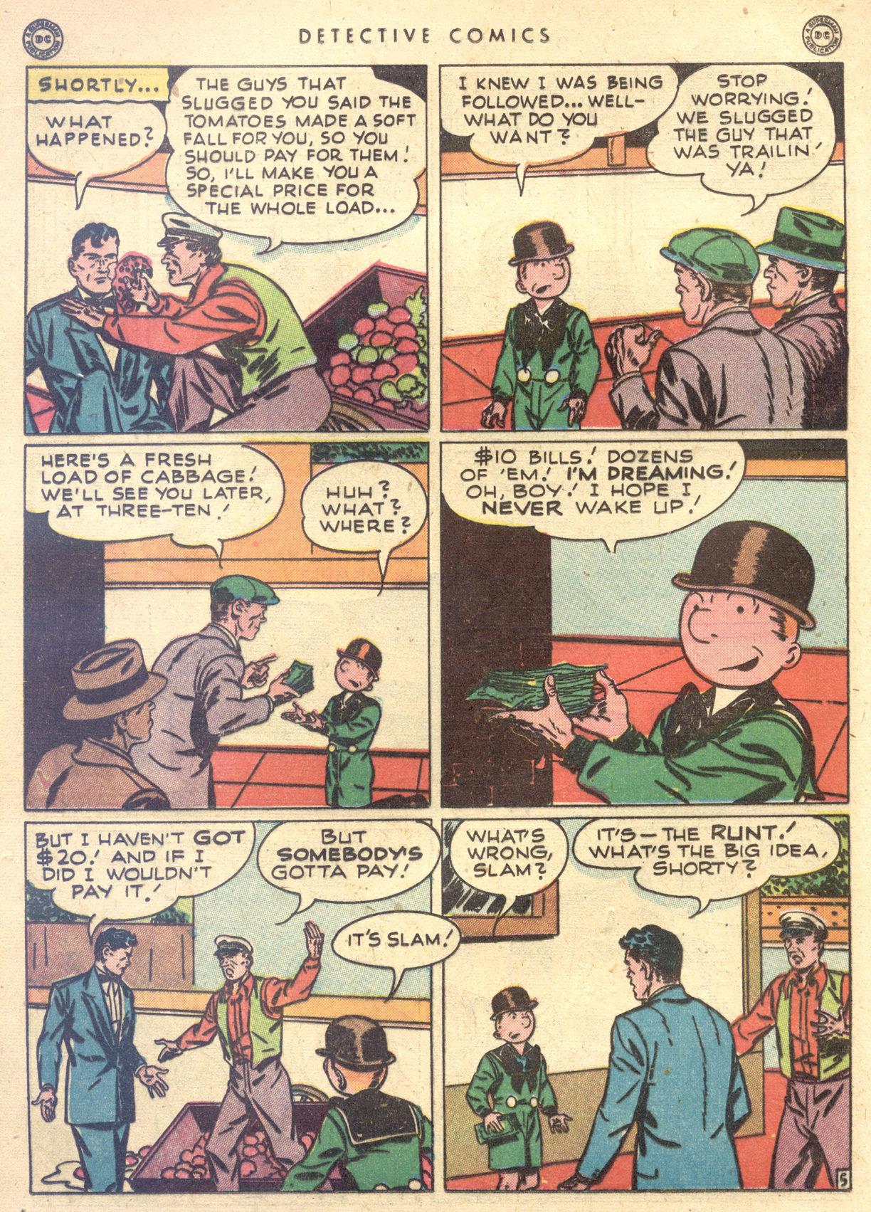 Read online Detective Comics (1937) comic -  Issue #122 - 22