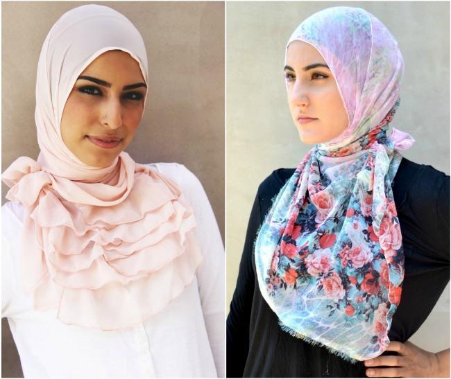 Summer Hijab Fashion Styles for 2013-14 - HIJAB STYLE