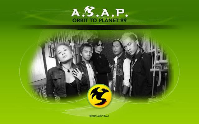 Lirik Lagu Saat ~ Asap Band
