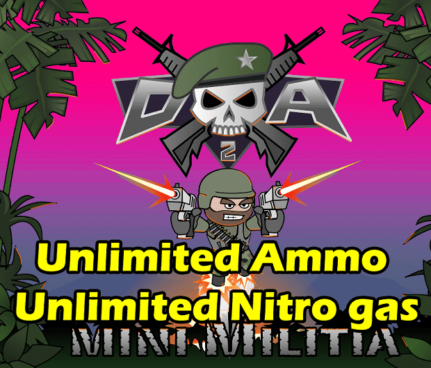 mini militia hack 2019