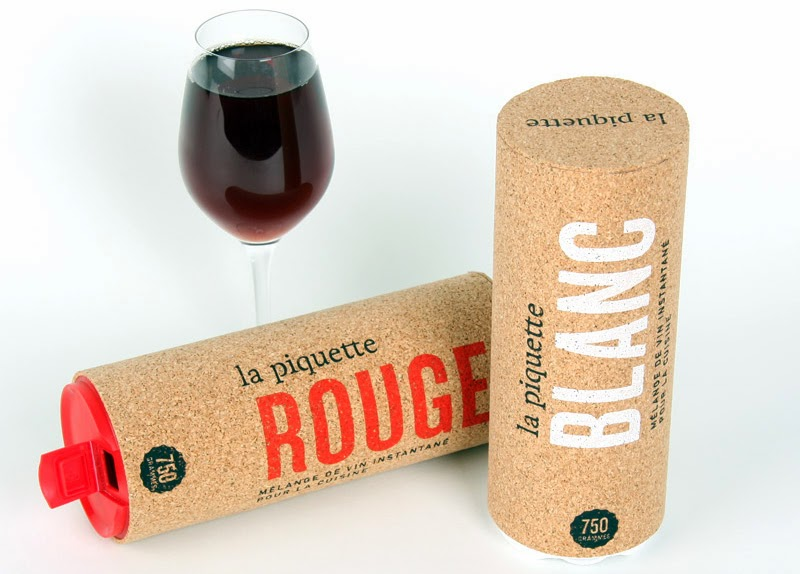 Tendencias en packaging de vino, La piquette