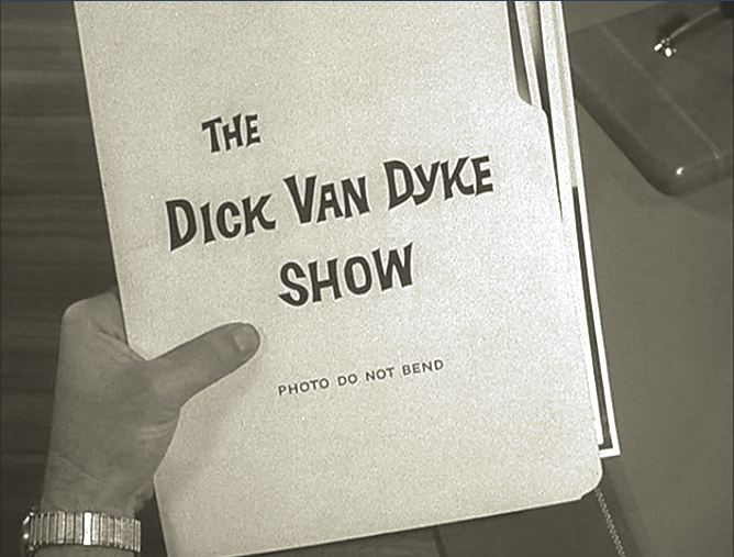 The Dick Van Dyke Show - The Sick Boy and the Sitter - Season One, Episode  One - First Aired, October 3, 1961