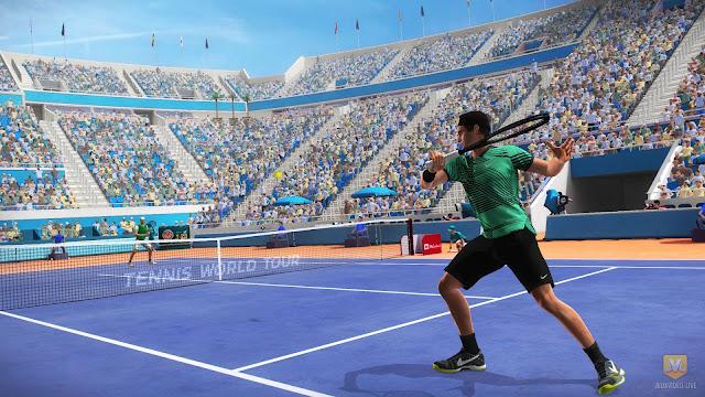 الكشف عن جميع مميزات و محتوى طور Career Mode في لعبة Tennis World Tour ، تفاصيل مهمة …