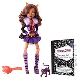 MH Basic Clawdeen Wolf Doll
