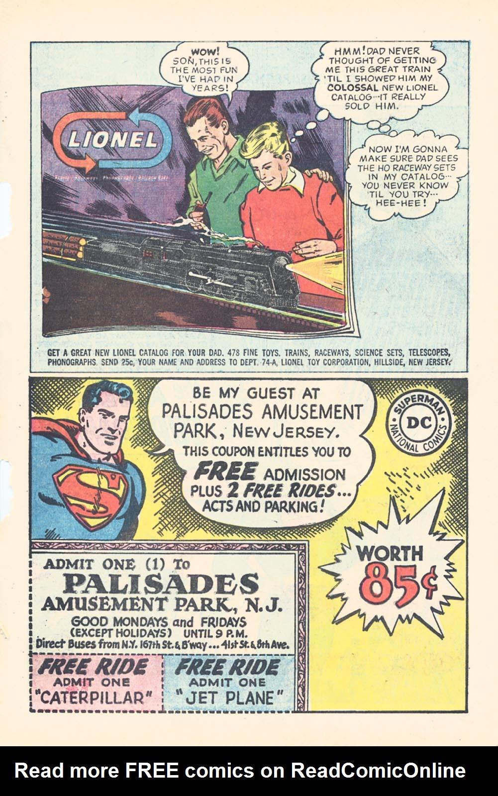 Read online World's Finest Comics comic -  Issue #161 - 66