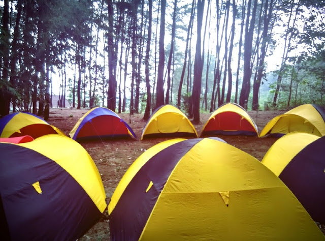Camping Ground Taman Hutan Sentul Eco Edu Tourism Forest