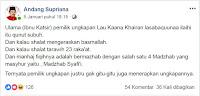 Lau Kaana Khairan Lasabaquunaa Ilaihi - Kajian Medina