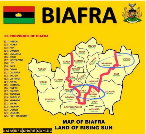 Biafran System Will Amaze  You, as IPOB Releases Detailed Biafran System of Government, Structure and Tribes
