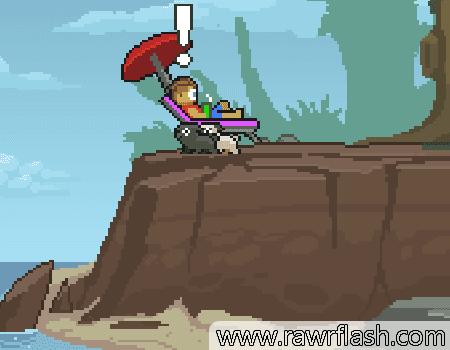 Jogos do Pewdiepie, habilidade, plataforma: PewDiePie's Paradise Island