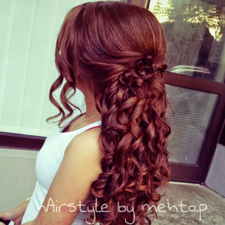 stunning formal hairstyles by mehtap karabacak the