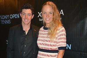 Caroline Wozniacki and Rory McIlroy engaged