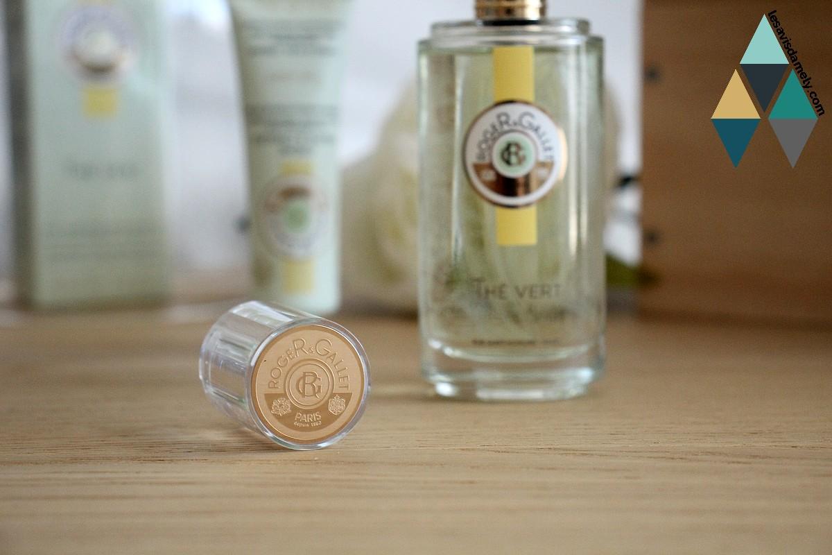 avis et test parfum rituel parfumé beauté roger et gallet