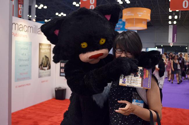 Bad Kitty BEA 2014