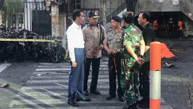 Tragedi Bom Surabaya adalah Taktik Modus Devide et Impera?