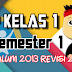 DOWNLOAD RPP Kelas 1 SD Semester 1 Kurikulum 2013 / K13 Revisi 2017
