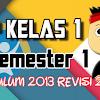 RPP Kelas 1 SD Semester 1 Kurikulum 2013 / K13 Revisi 2017