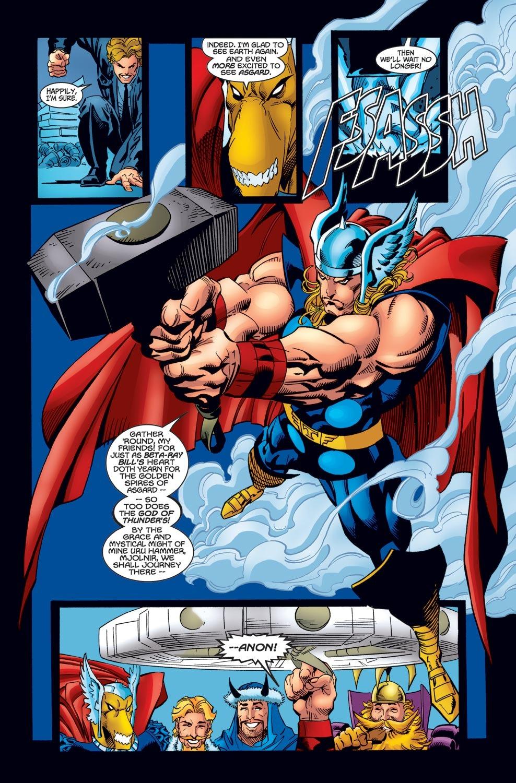 Thor (1998) Issue #31 #32 - English 10