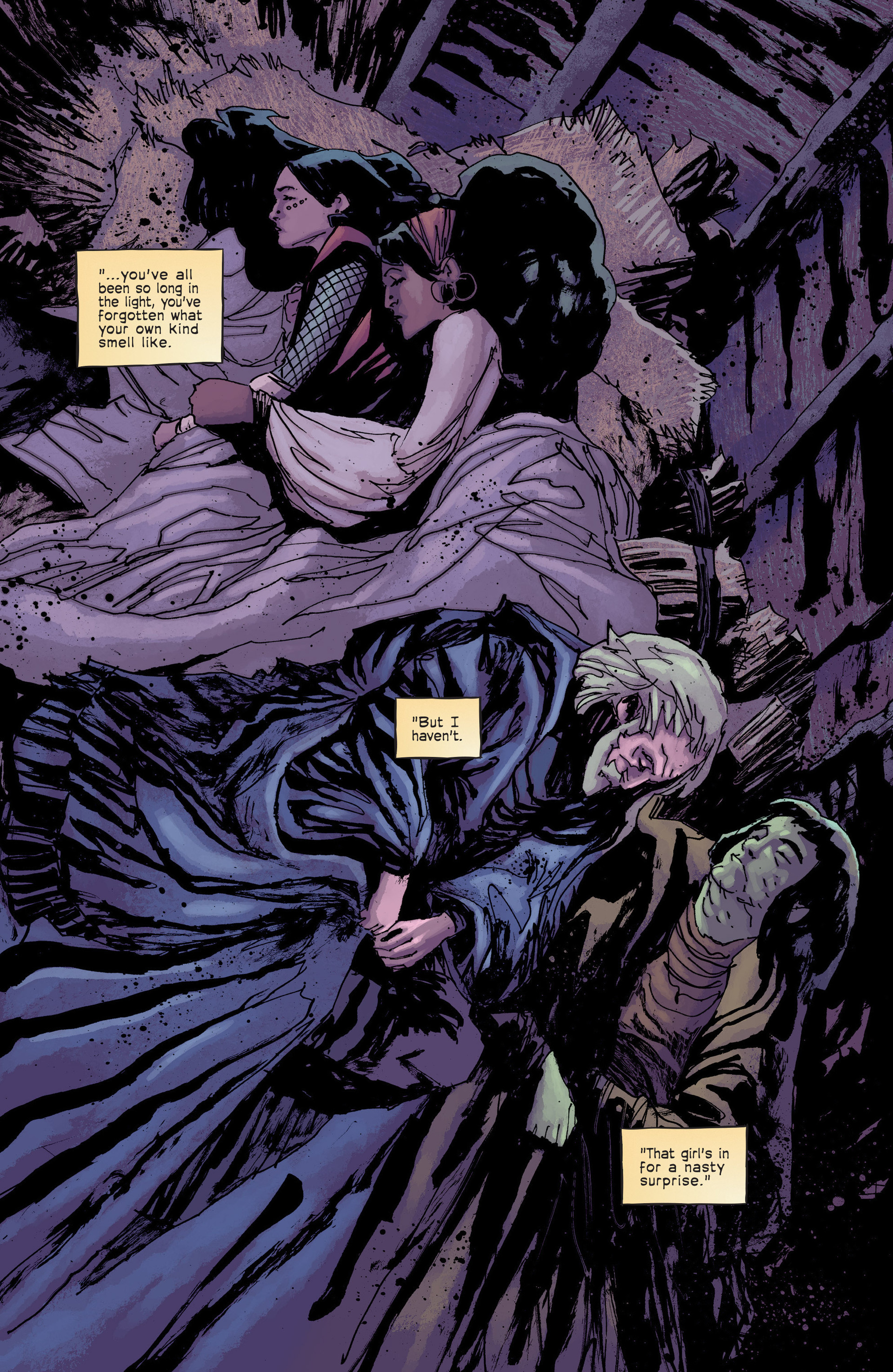 Read online Umbral comic -  Issue #6 - 26