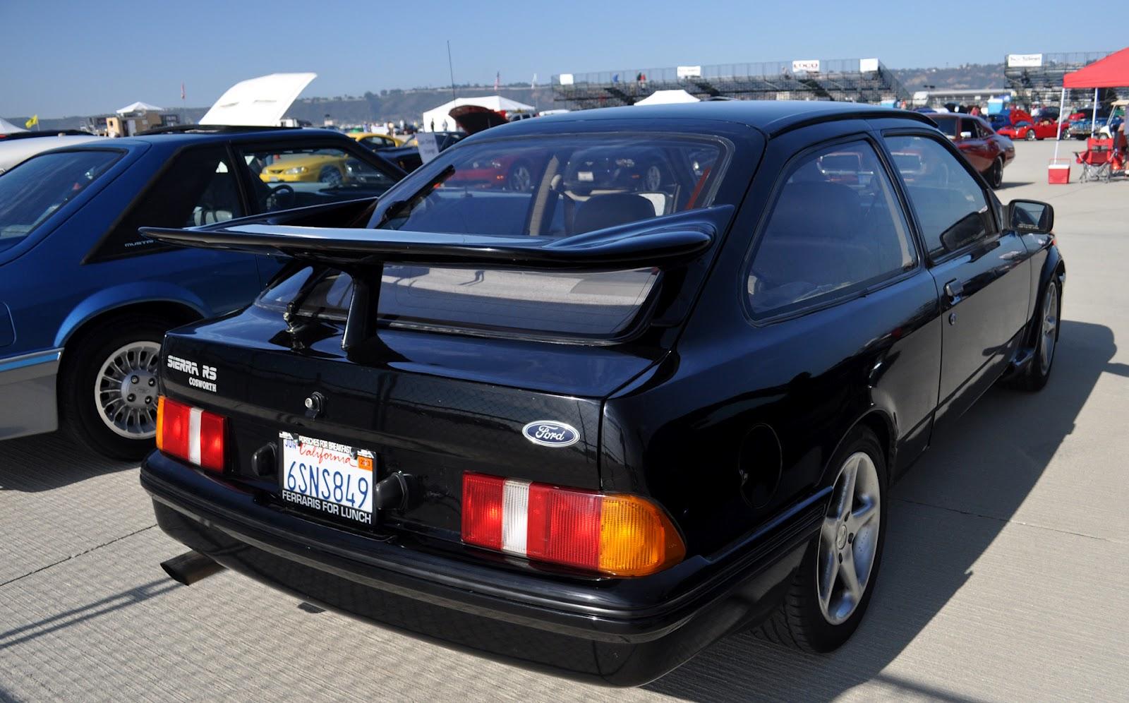 1985 1987 ford sierra rs cosworth automotives magazine. Black Bedroom Furniture Sets. Home Design Ideas