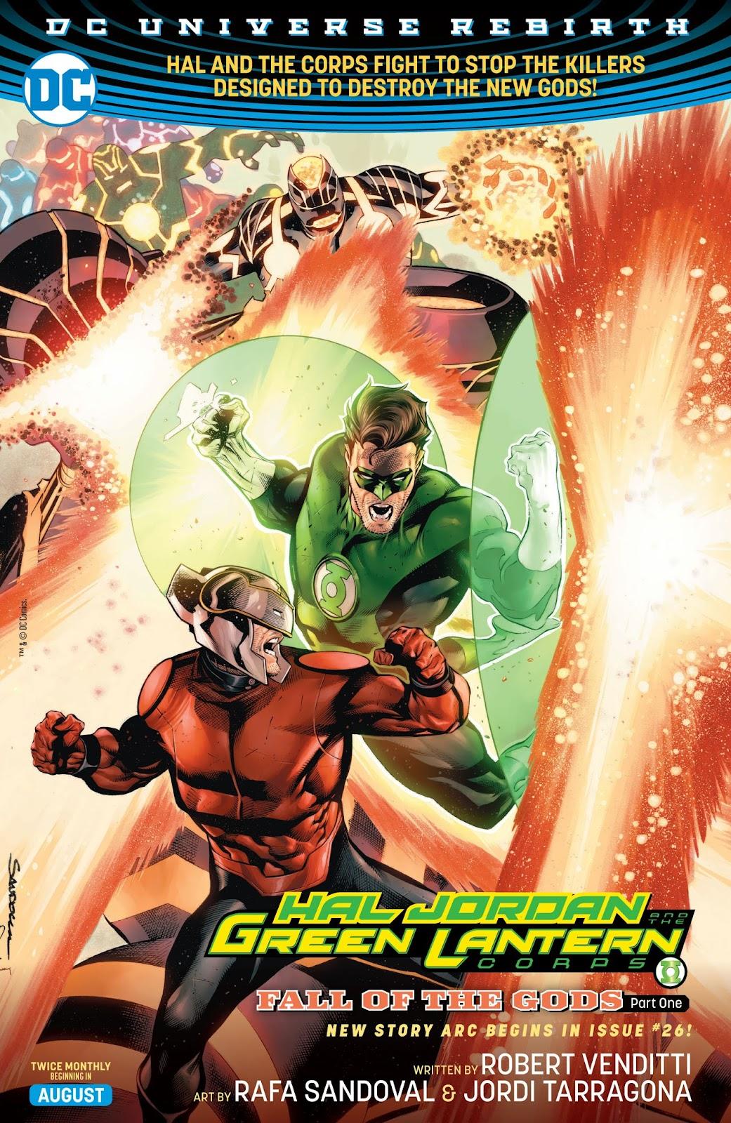 Read online Cyborg (2016) comic -  Issue #14 - 24