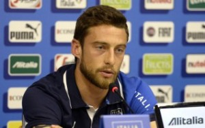 CLAUDIO MARCHISIO DELIGHTED TO BE LINKED WITH MANCHESTER UNITED