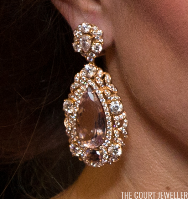 Statement Earrings for Kate at the BAFTAs | The Court Jeweller