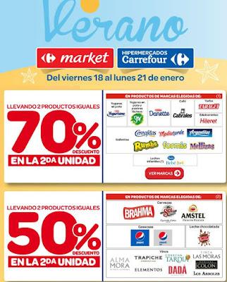Ofertas Carrefour fin de semana
