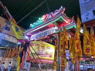 Phuket Vegetarian festival - Ban bang Niaw Shire