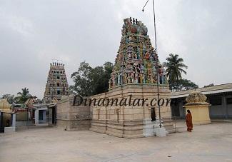 Erode Mahimaleeswarar Temple | Wanderings of a Pilgrim