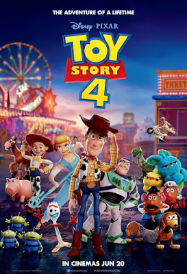 Toy Story 4 2019 Dual Audio HDRip 480p 300Mb x264
