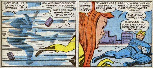 Fantastic Four 66-WhatLurksBehindthe Beehive