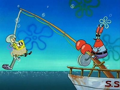 SpongeBob SquarePants - Season 3 Episode 26: Clams