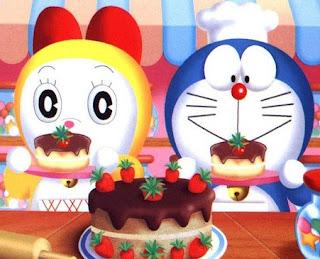 Gambar Doraemon dan Doremi 3