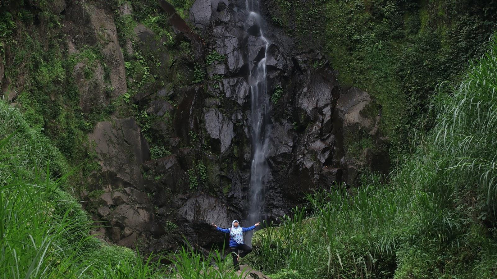 Wisata Ke Air Terjun Lembah Ayu