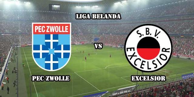 Prediksi Zwolle vs Excelsior 7 Oktober 2018 Liga Belanda Eredivisie Pukul 00.45 WIB