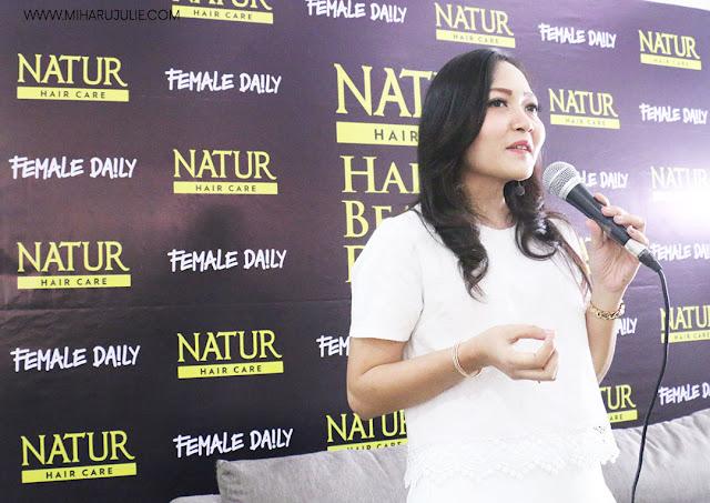 Rangkaian Lengkap Natur Hair Care - Ginseng