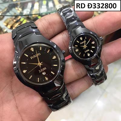 Đồng hồ cặp đôi Rado RD Đ332800