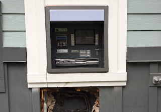Police: Thieves Using Blowtorch To Steal From Everett ATM accidentally Set Cash On Fire (VIDEO) | Q13 FOX News