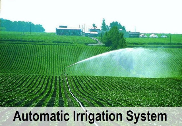 Pros And Cons Of Automatic Irrigation System World Agriculture