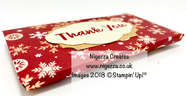 Simple Treat Package Using Joyous Noel DSP Nigezza Creates