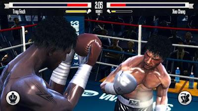 Real Boxing com Unreal Engine exclusivo para Nvidia Tegra 2