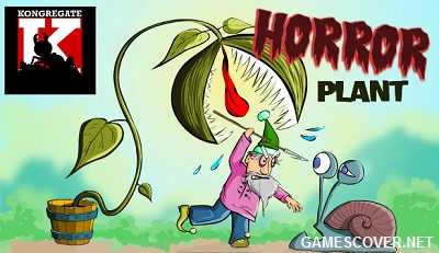Play Horror Plant Online Game