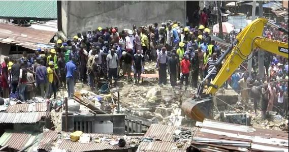 '20 Died, 45 Survived' — Health Commissioner Releases Official Figure Of Victims Of Lagos Building Collapse