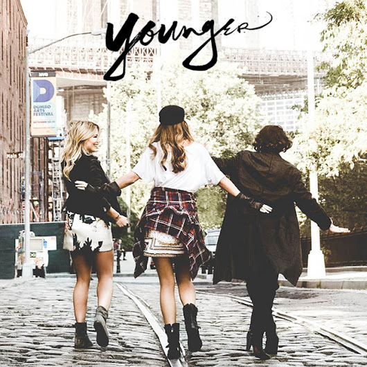 Currently watching x Younger
