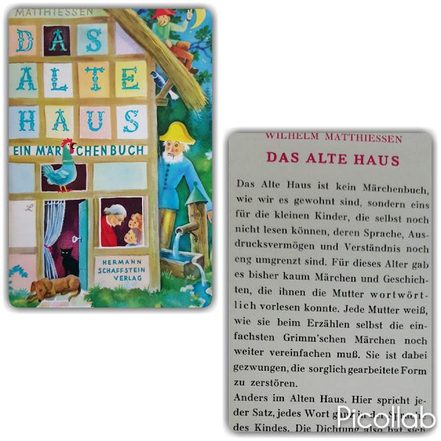 Ein Märchenbuch zum Vorlesen